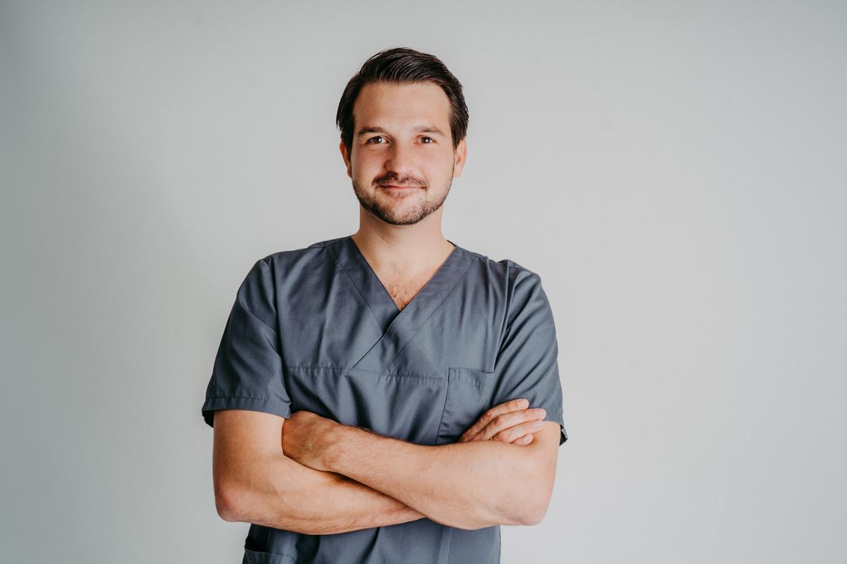 Zahnarzt Dr Christoph Mostegel